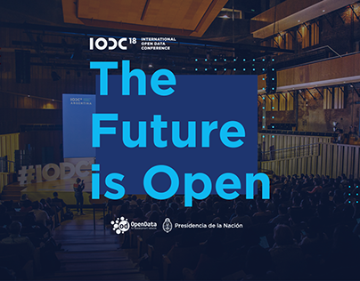 IODC18: International Open Data Conference
