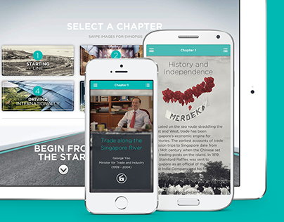 IE Singapore: globalisingSG App