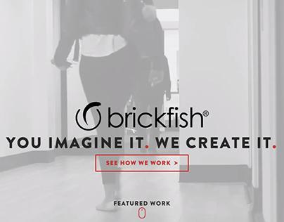 Brickfish Website Redesign