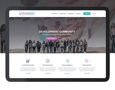 Womderly - Women Support Community