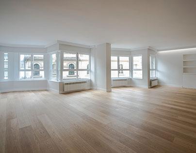 Reforma de vivienda en Coruña, proyecto Arquifactoría