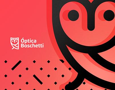 Óptica Boschetti - Rebranding