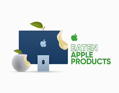 Eaten Apple Products   Concepts