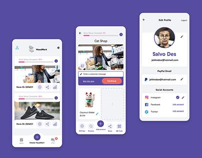 Retailer Mobile App