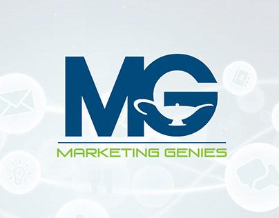 Marketing Genies logo