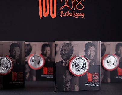 SA Mint - Mandela Centenary Coin Series