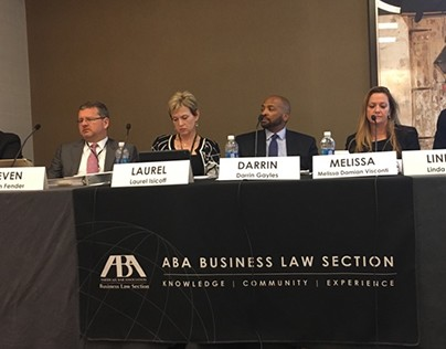 ABA Business Bankruptcy Committee Supports Legal