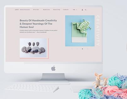 UI/UX design craft-creativity