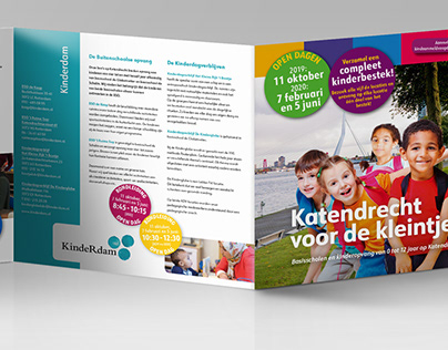 Kinderopvang & basisscholen op Katendrecht (Kiddoozz)