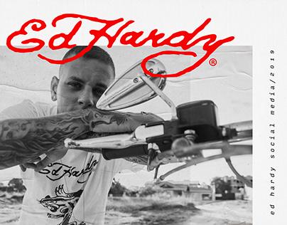 Social Media I Ed Hardy Brasil