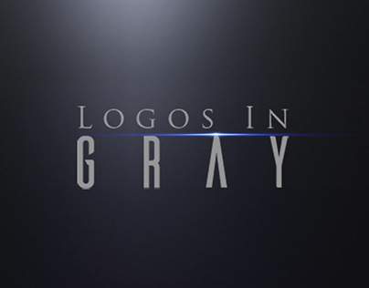Logos in gray