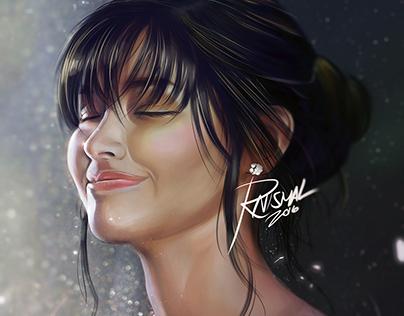 Liza Soberano Commission Fan Art
