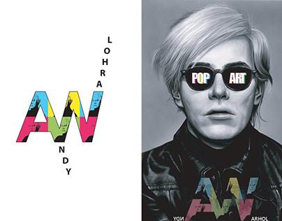 Revista POP ART Andy Warhol