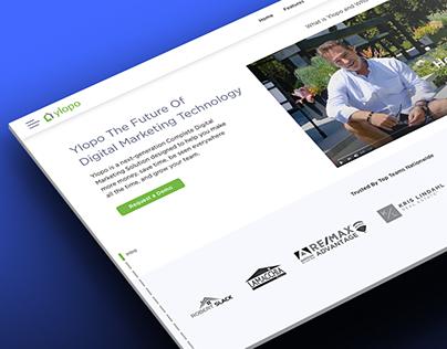 Ylopo Corporate Site Design