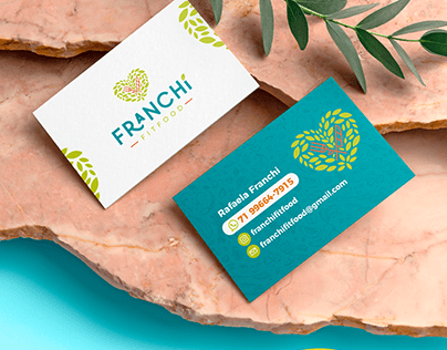 Franchi - Fit Food [Identidade Visual]