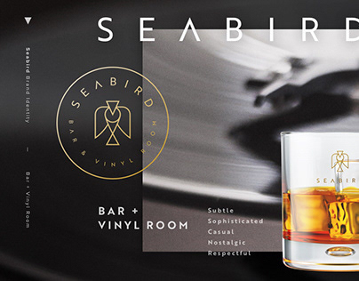 Seabird, Bar + Vinyl Room