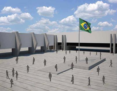 História do Urbanismo Contemporâneo-Nova Brasilia 1980