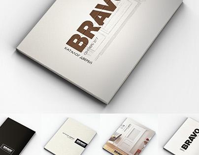 BRAVO. Redesign the Catalog of the doors