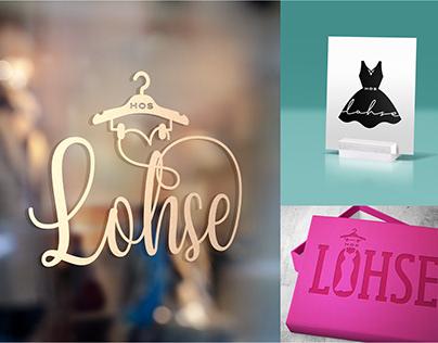 Lohse logo design