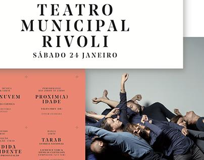 Teatro Municipal do Porto: 2015 Season