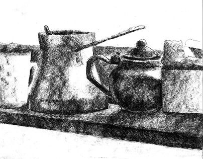 Drawings Still LIfe/Landscape