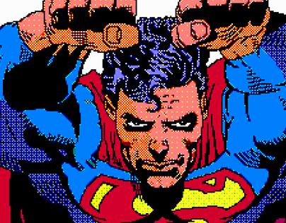 SuperPaint Man