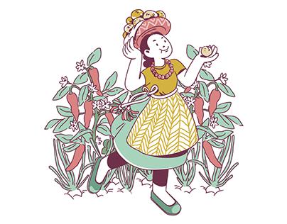 Chipa.fi Illustrations