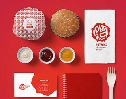 Burger Pitaki