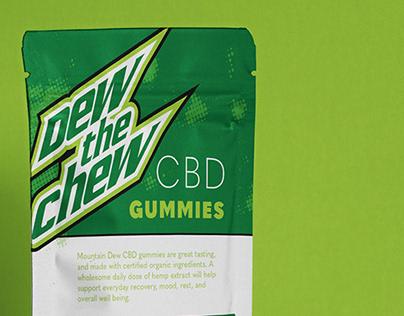 Mtn Dew CBD Gummies