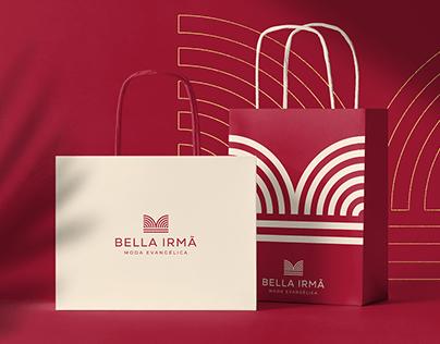 BELLA IRMÃ   Branding & Visual Identity