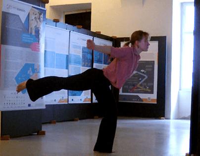 Gallery session improvisation