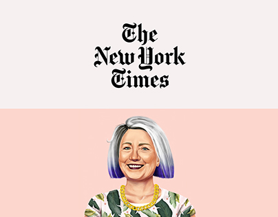 HIPSTORYHillary Clinton for theNew York Time