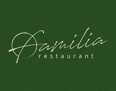 FAMILIA french cuisine restaurant