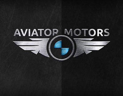 2016 Создание имиджа для сервиса BMW «Aviator Motors»