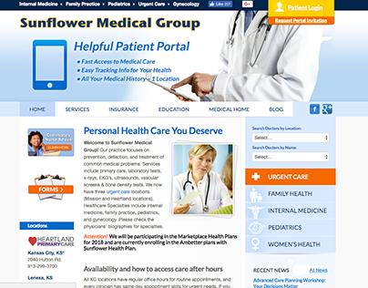 Sunflower Medical Group in Kansas City