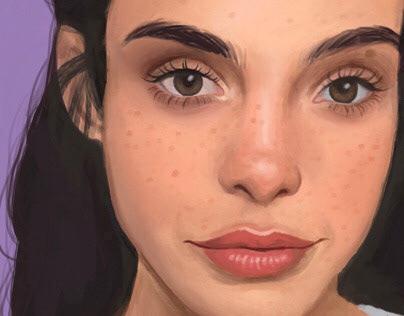 2018 Digital Portraits