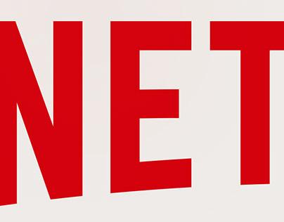 Netflix: Brand website