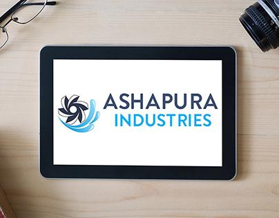 Ashapura Industries Logo Design