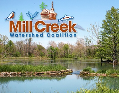 Graphic Design: Mill Creek Watershed Coalition Banners