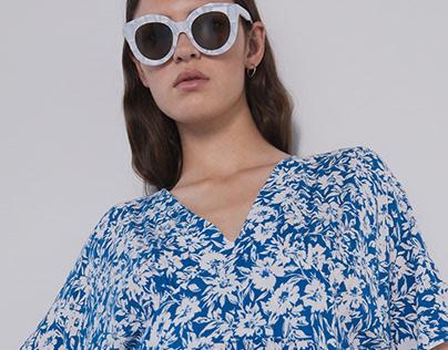 Floral Print for Zara