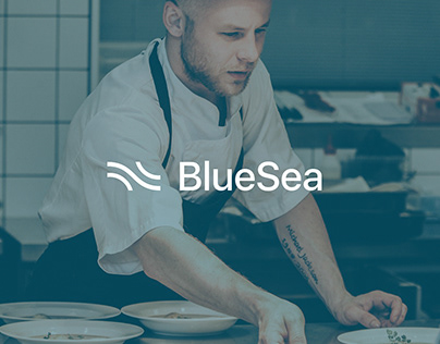 Blue Sea | Banquet and Catering | Branding