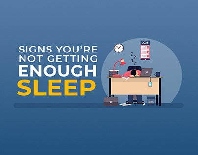 Sleep Deprivation - Infographics