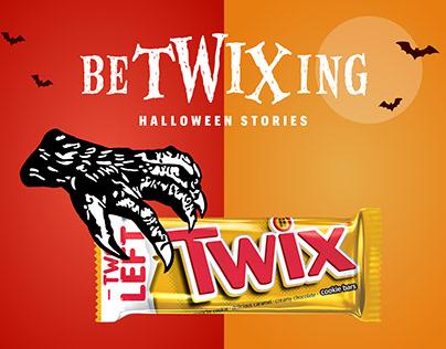 BeTWIXing Halloween Stories