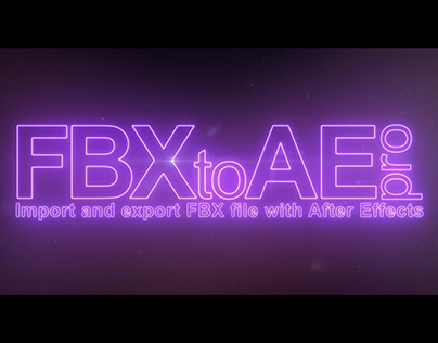 FBX to AE Pro