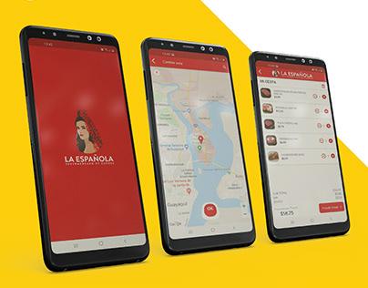 App / Web La Española