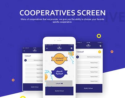 Cooperatives App