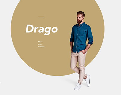 Drago – Fashion Theme