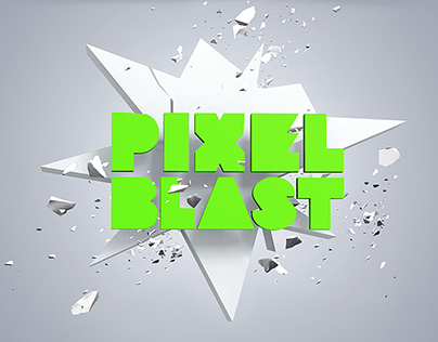 Pixel Blast 2014
