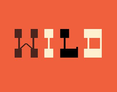 Wild West CSS Typeface