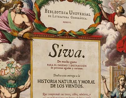 SIWA - Literature Magazine